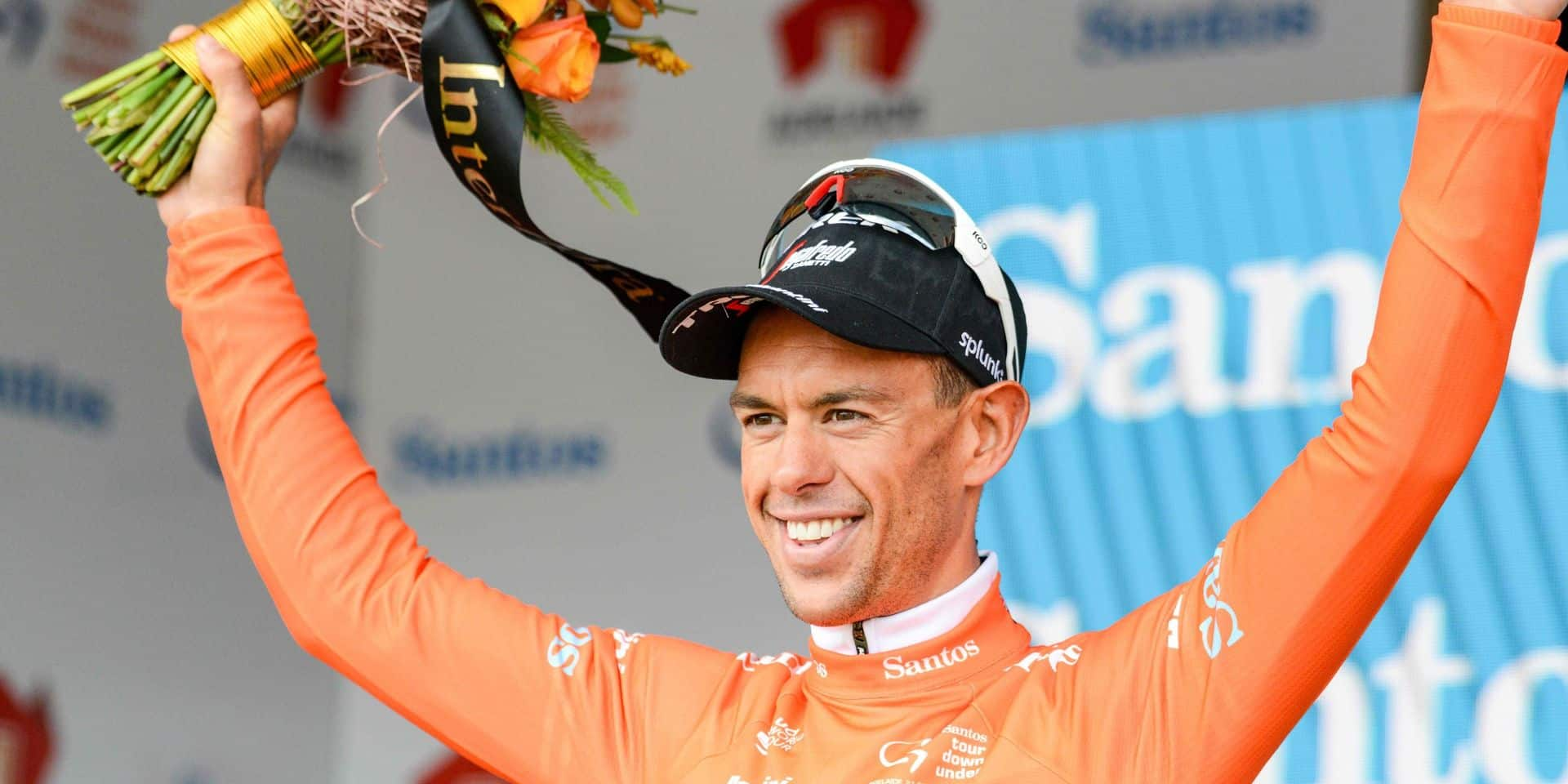 Tour Down Under: Richie Porte s'adjuge la 3e étape