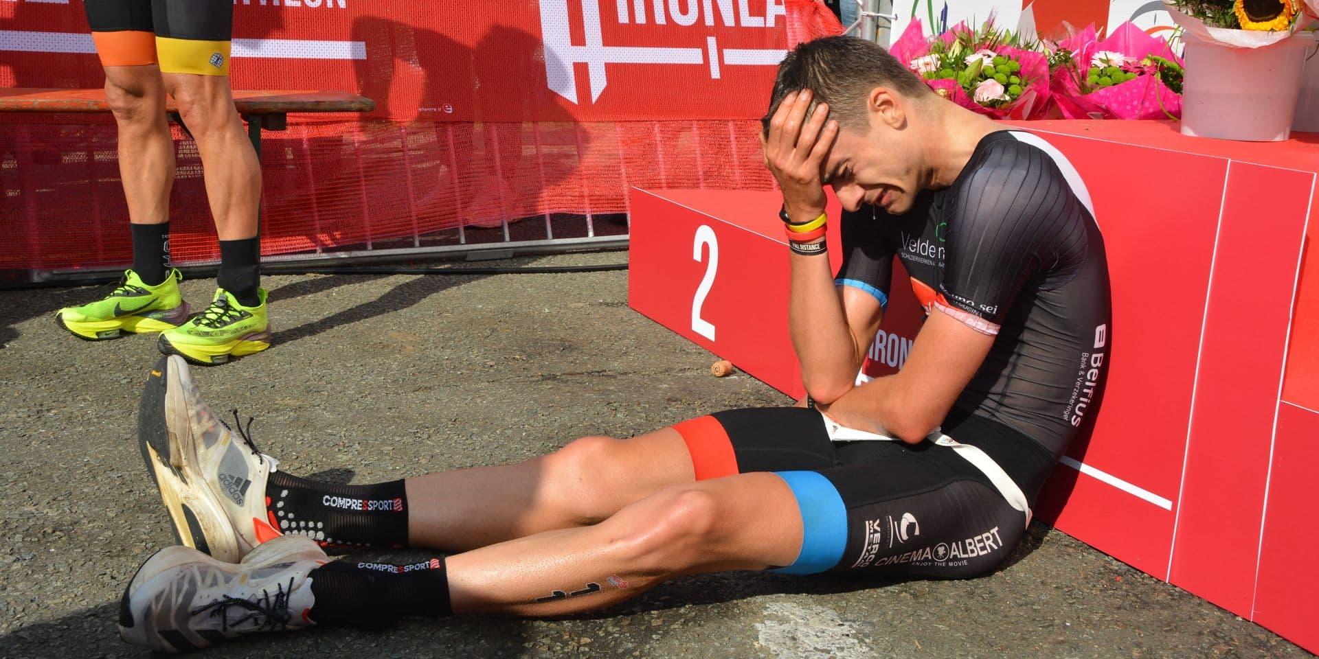 Bram Van der Plas remporte l'Ironlakes