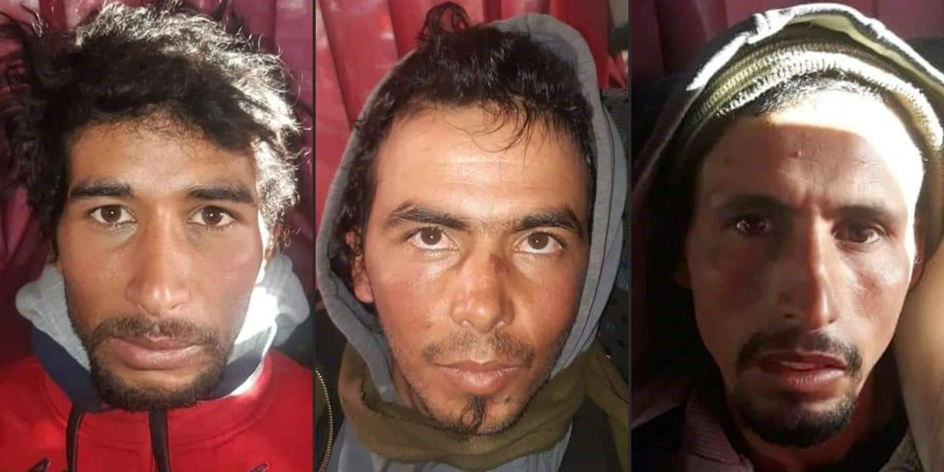 Scandinaves assassinées au Marc: trois hommes condamnés à mort!