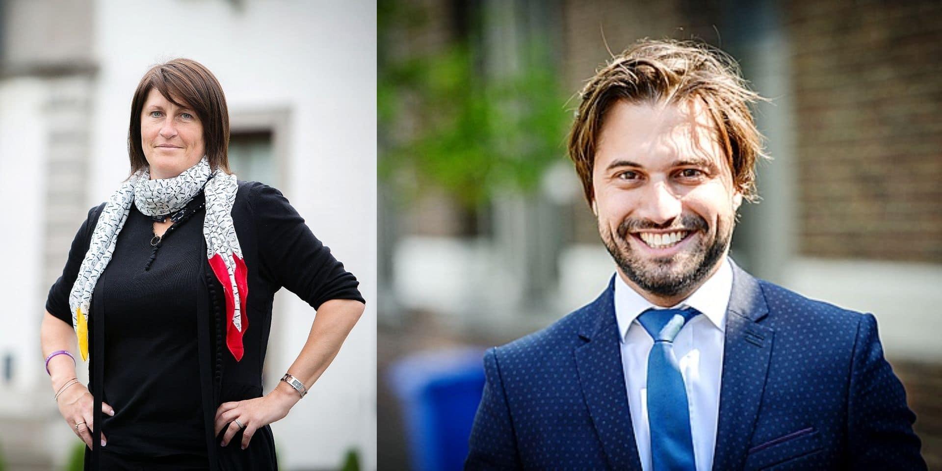 Un retournement de plus dans la course à la présidence du MR: Jacqueline Galant pourrait soutenir Georges-Louis Bouchez