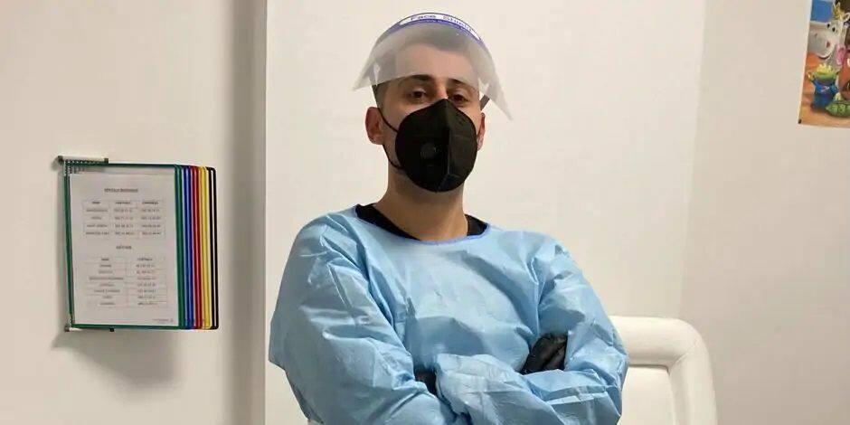 Colfontaine: la maison médicale Gilles de Chin stoppe déjà son activité de testing covid-19