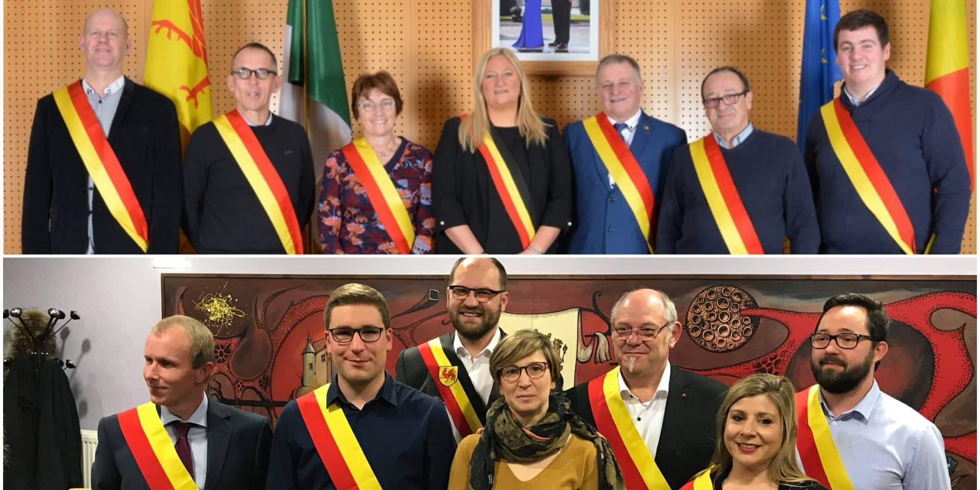 Une majorité PS-MR-Ecolo en Wallonie : l'expérience est très positive à Soignies et Ecaussinnes
