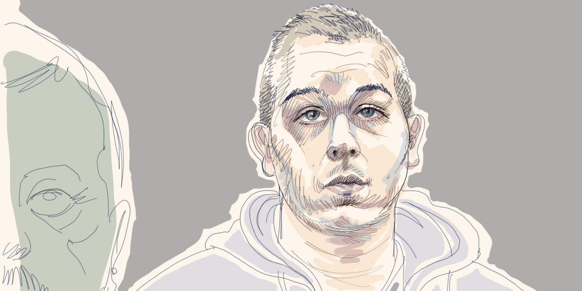 """Procès de Nathan Duponcheel, tueur d'Alfred Gadenne : """"Lorsqu'on m'a dit qu'il avait commis un meurtre, j'ai pensé au bourgmestre ou à Kathleen"""""""