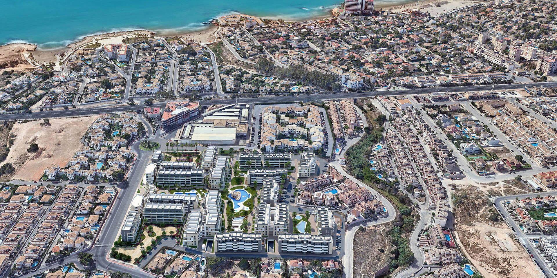 Malgré la crise, les Belges sont de plus en plus nombreux à acheter un logement sur la Costa Blanca