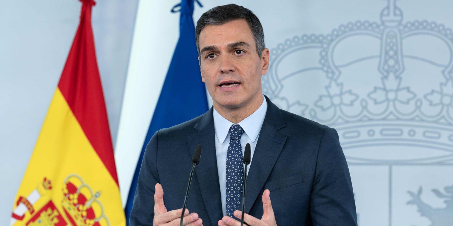 Espagne: l'état d'urgence sanitaire officiellement prolongé jusqu'au 9 mai 2021, 27.000 nouvelles infections en 24 heures en Italie