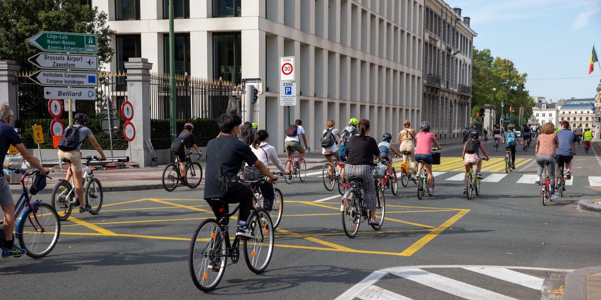 La journée sans voiture, ce n'est pas qu'à Bruxelles: des villes wallonnes et flamandes participent également