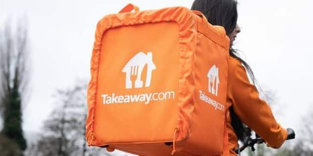 Takeaway.com et Just Eat fusionnent pour affronter UberEats