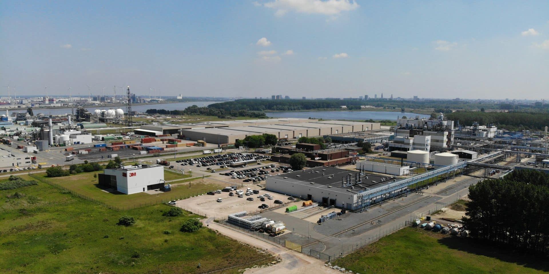 Pollution à Zwijndrecht : 800 personnes pourront passer un test sanguin à partir du 15 juillet, les PFAS ne seront pas faciles à remplacer