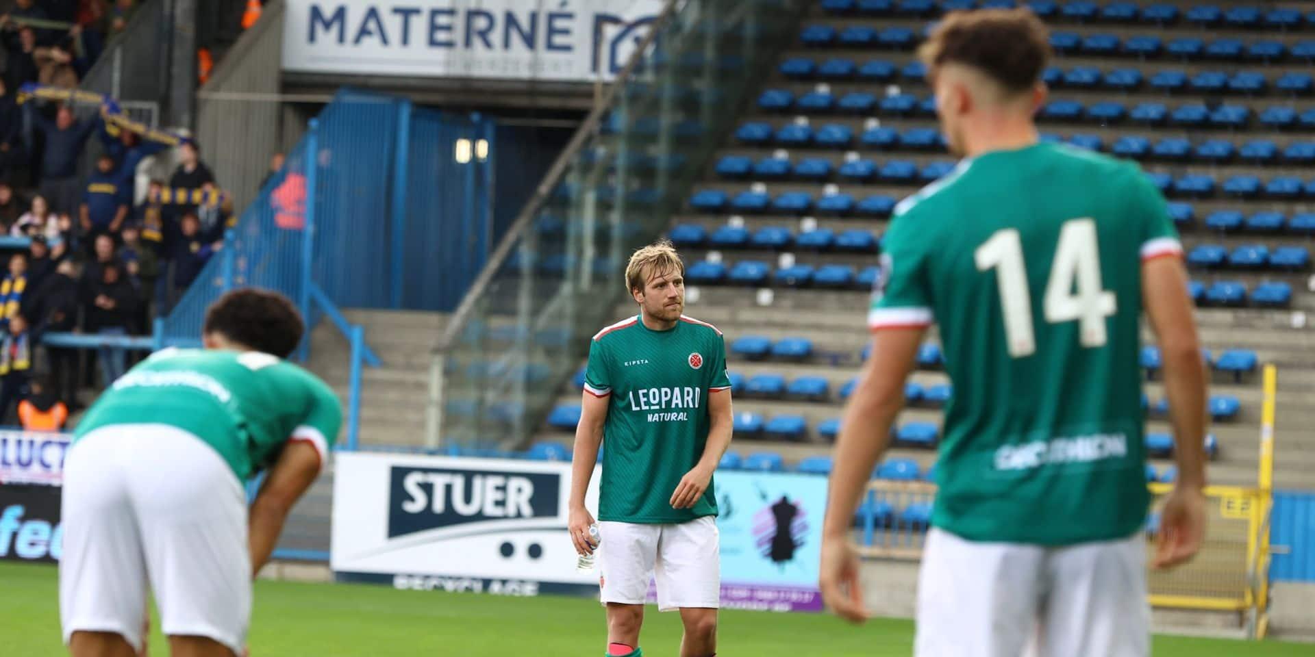Alors qu'il menait 0-3, Virton s'est écroulé à Waasland-Beveren
