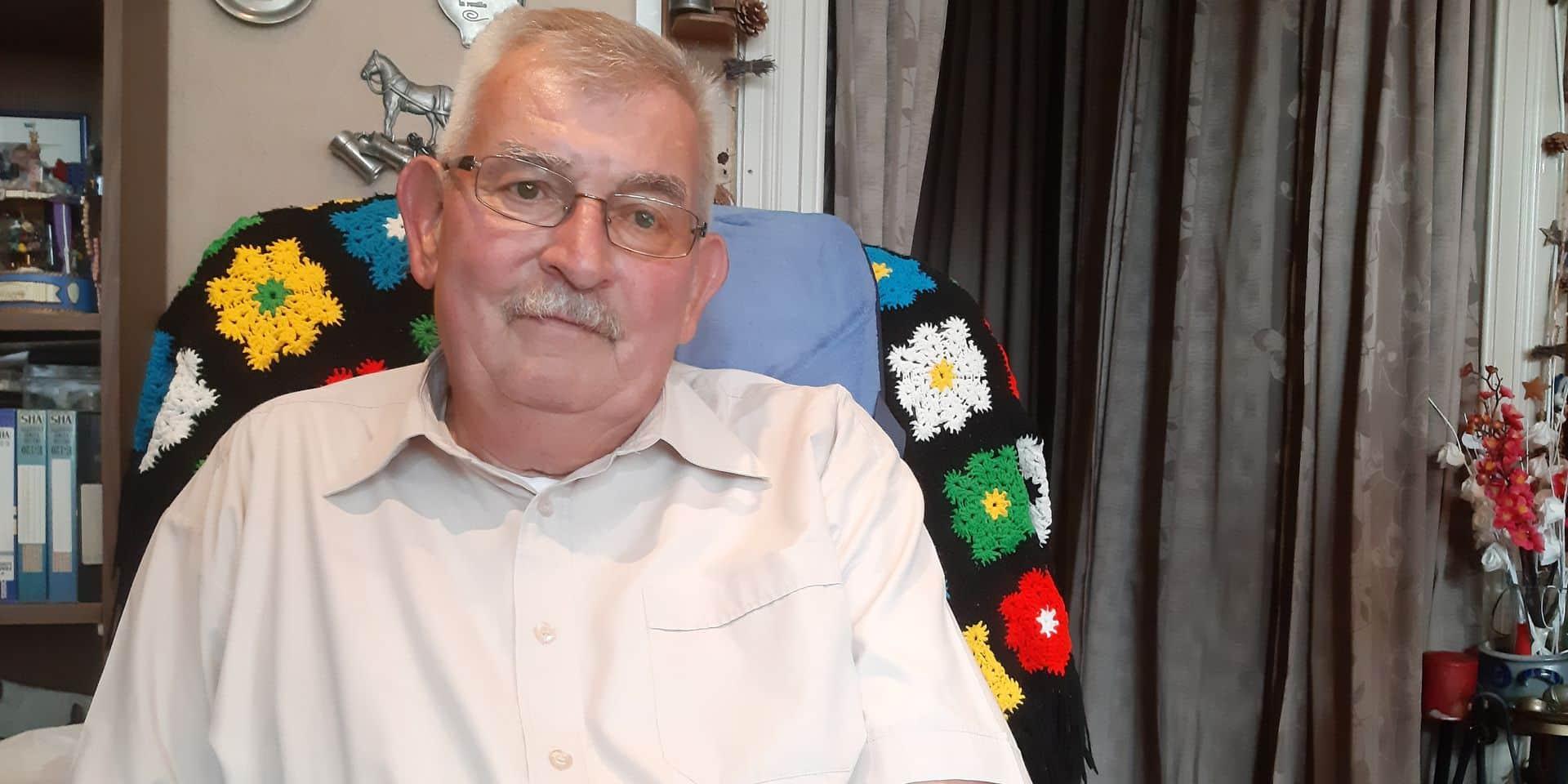 Jumet: le général Payen fête ses 70 ans de Madeleine