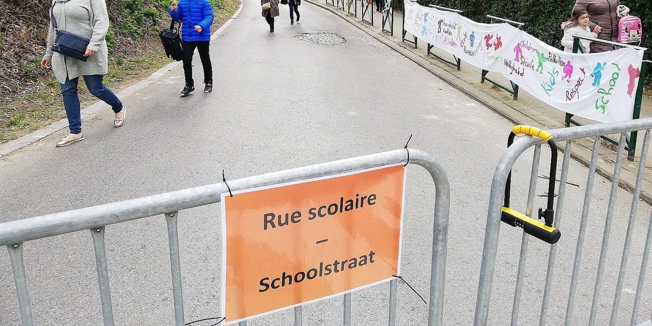 """Soignies: le groupe Ensemble propose la mise en place de """"rues scolaires"""""""