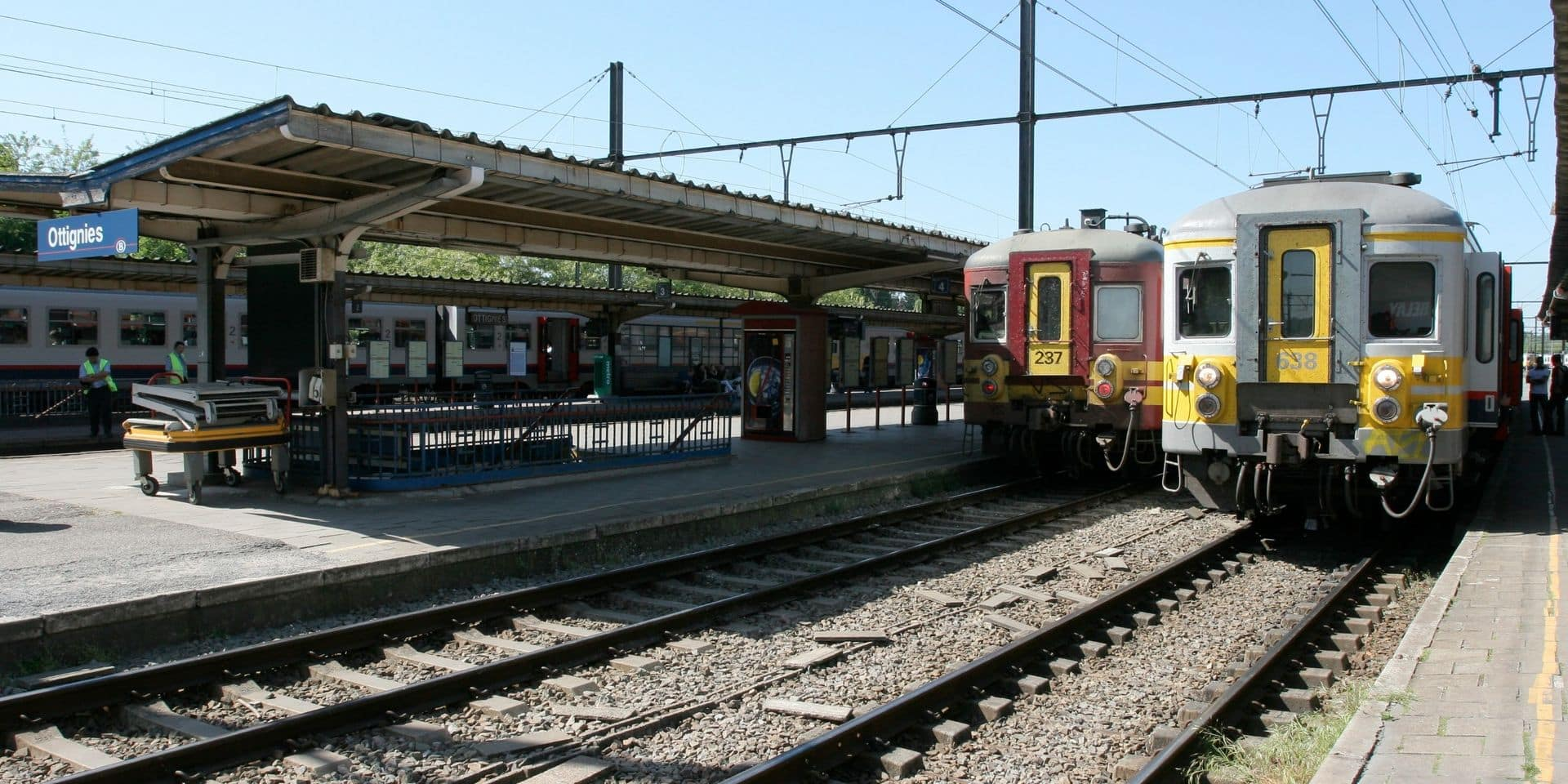 Trafic ferroviaire rétabli sur une voie entre Louvain et Weert-Saint-Georges: des retards encore à prévoir sur la ligne Louvain-Ottignies