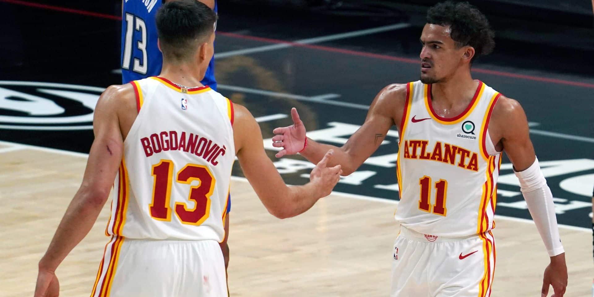 NBA: Les Hawks en route pour l'histoire