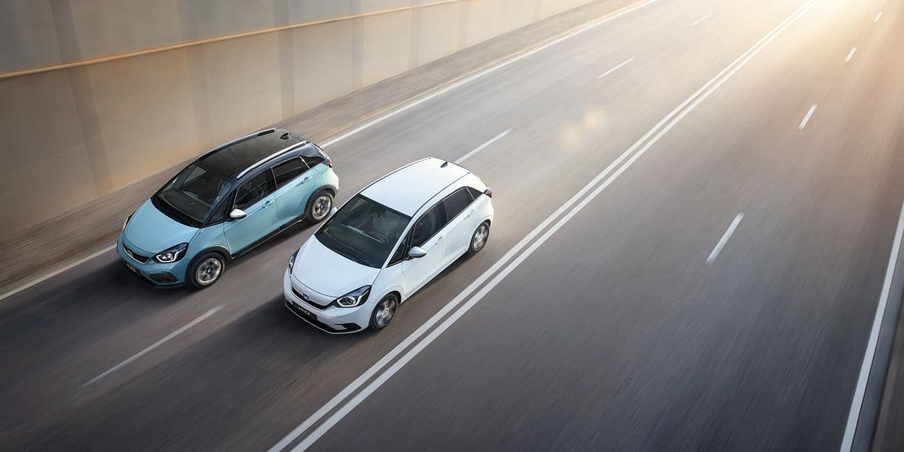 La Honda Jazz s'hybride