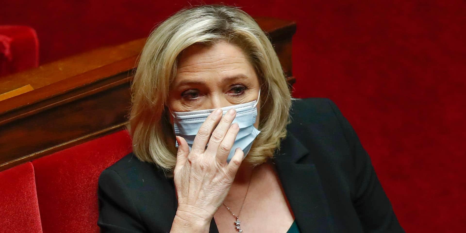 Photos d'exactions de l'Etat islamique: Marine Le Pen relaxée