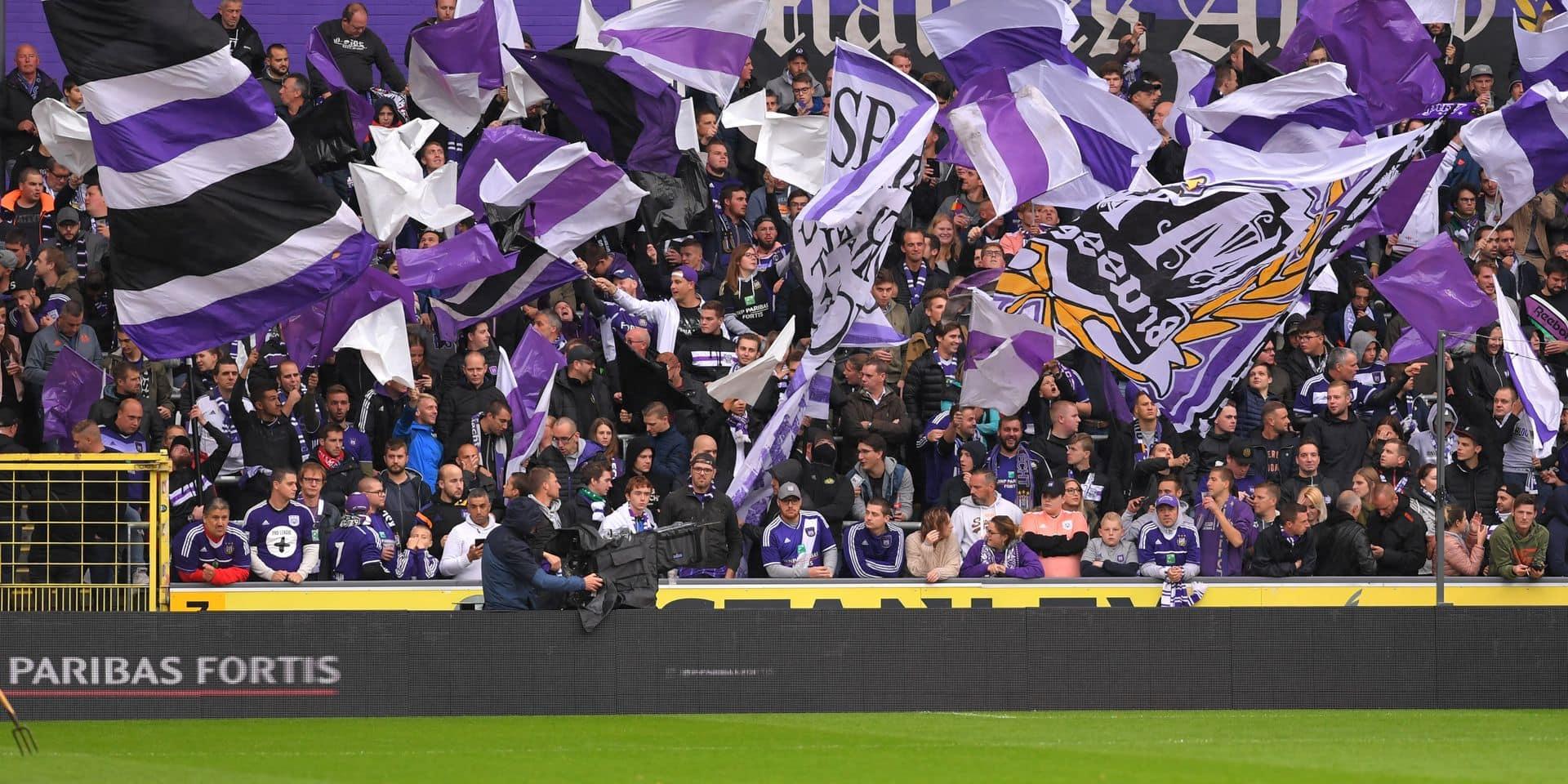 Anderlecht: les fans exigent des excuses
