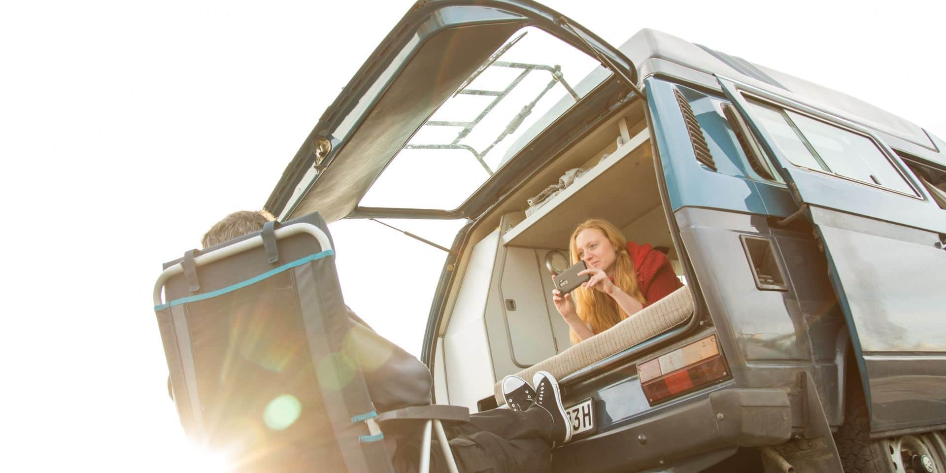 Vacances en toute liberté : c'est la ruée sur les vans et motorhomes !