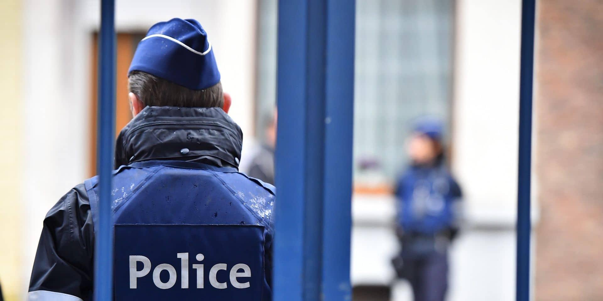 Décès suspect d'une quinquagénaire dont le corps a été découvert à Gosselies