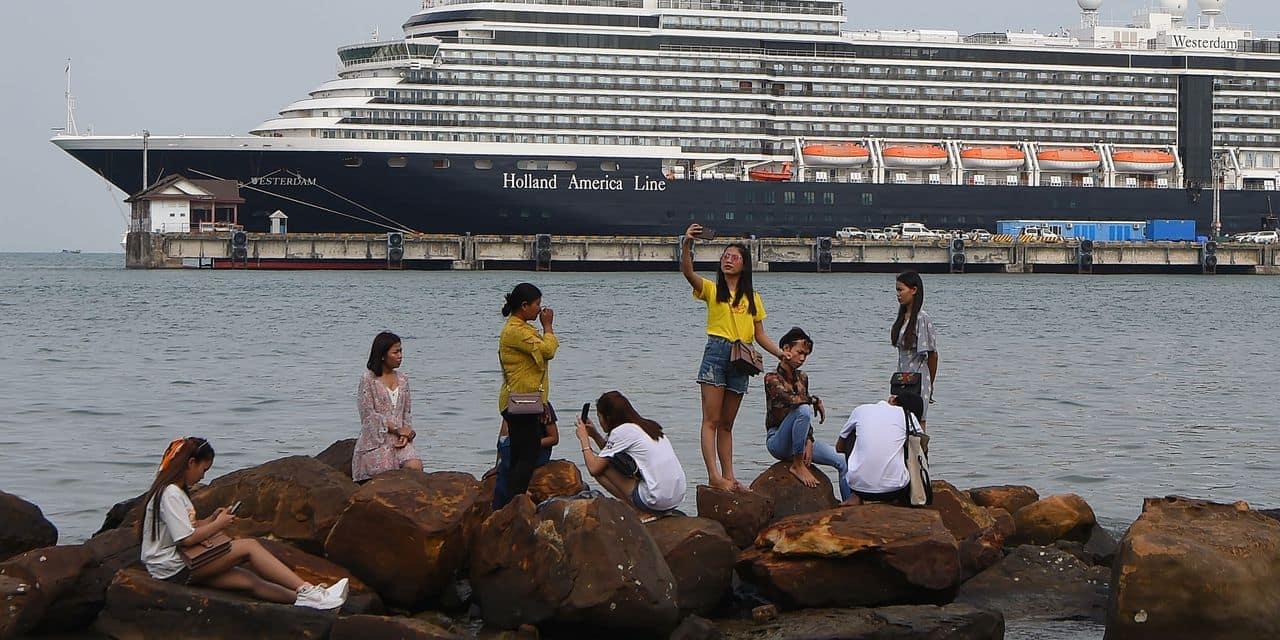 Coronavirus/Covid-19 : la traque aux centaines de touristes passagers d'un paquebot