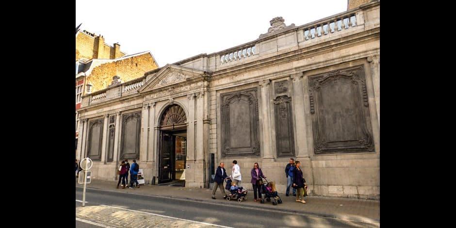 Une étape franchie pour la restauration et l'extension du TreM.A, le musée des arts anciens du Namurois