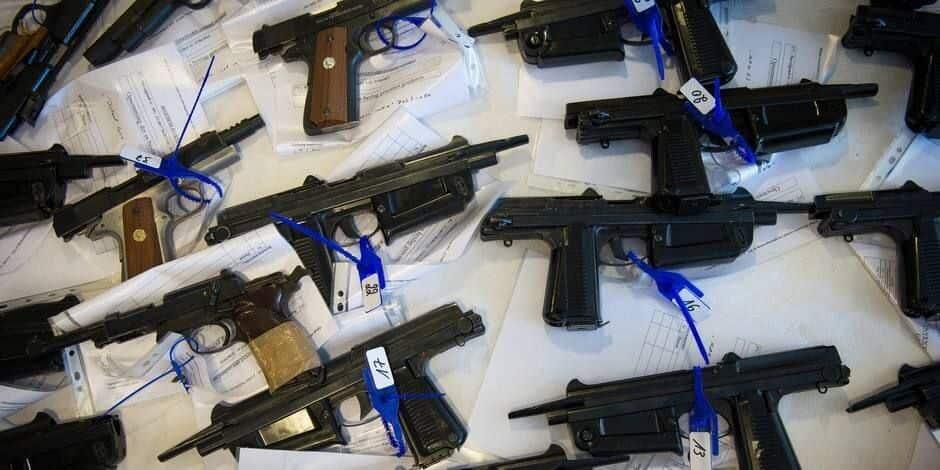 Patrick achetait des armes en Slovaquie et les revendait
