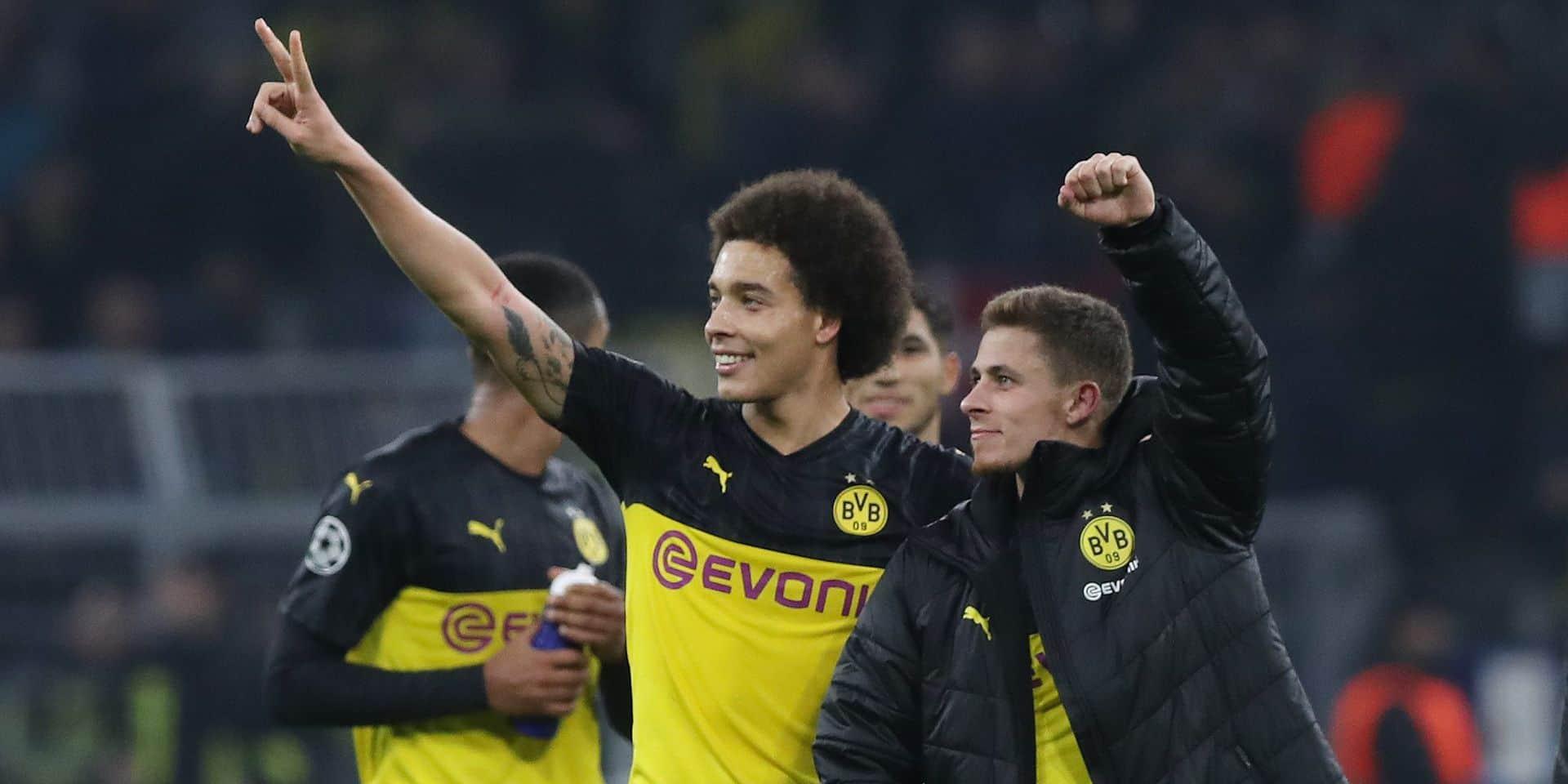 firo: 05.11.2019, football, UEFA Champions League, CL, season 2019/2020, BVB, Borussia Dortmund - Inter Milan