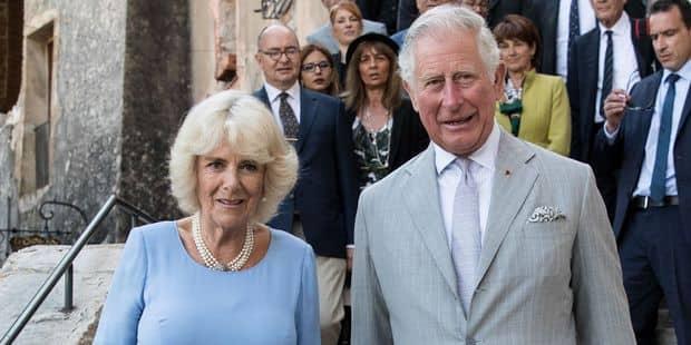 Le Prince Charles et Camilla continuent leur tournée française - La DH