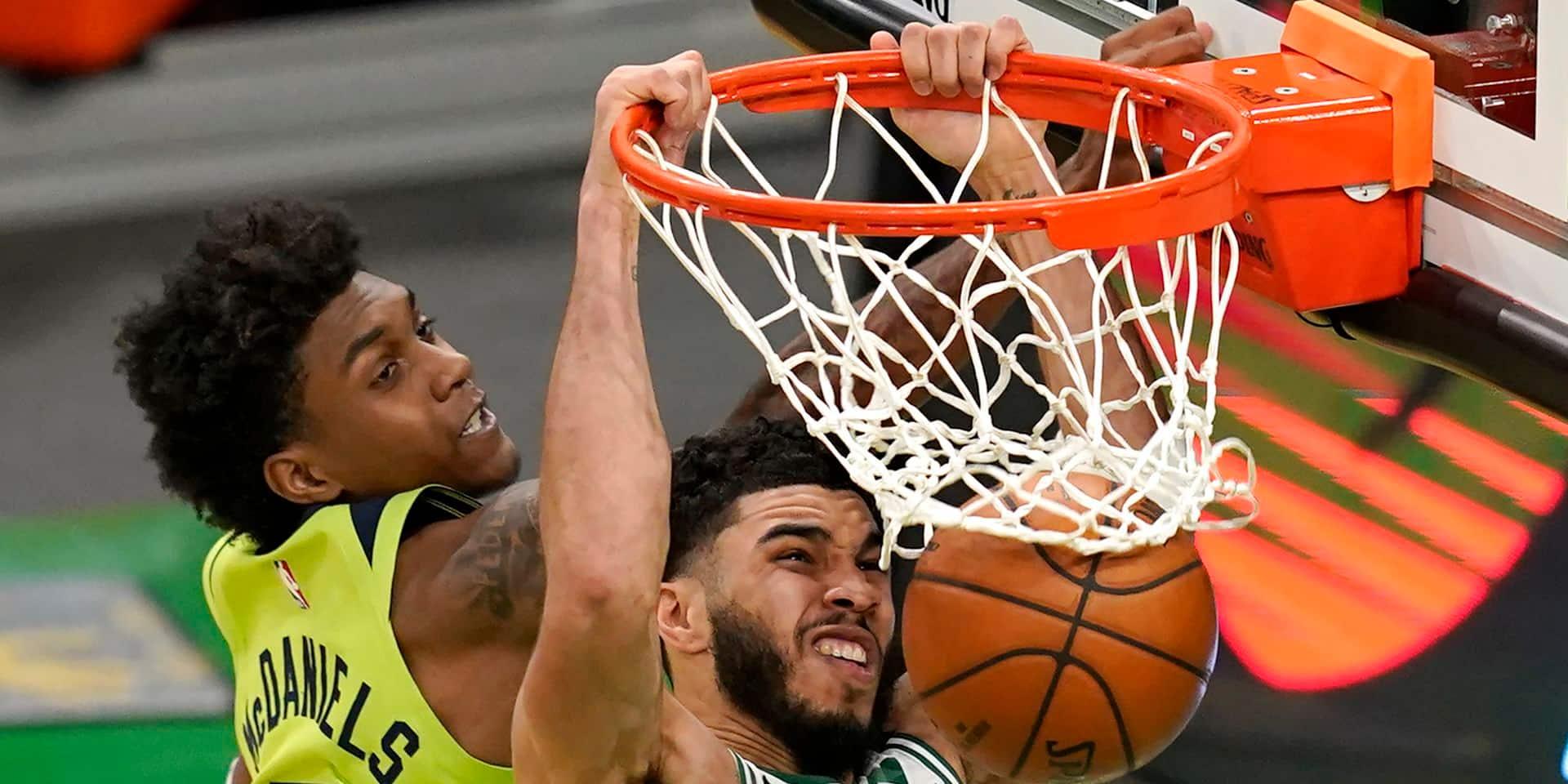 NBA: Tatum, LaVine, Beal, Williamson héros d'une soirée étoilée