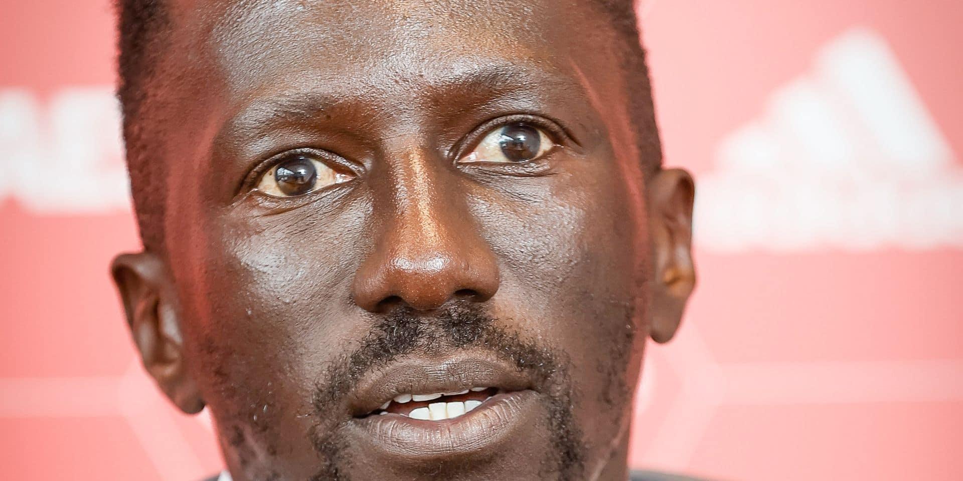 """Mbaye Leye pas inquiet pour son poste: """"Je suis sûr que je suis toujours à la bonne place"""""""