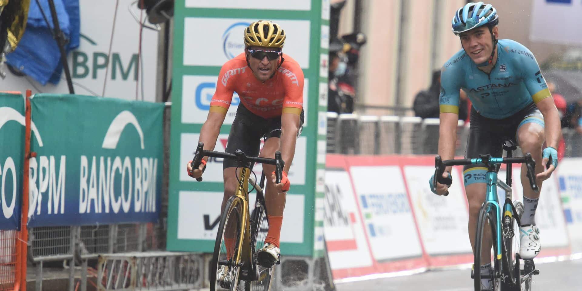 A six jours de Milan-Sanremo, Greg Van Avermaet se rassure