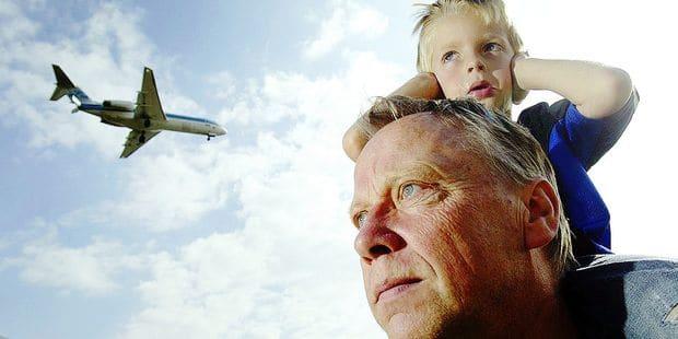 Rixensart s'inquiète aussi du survol des avions - La DH