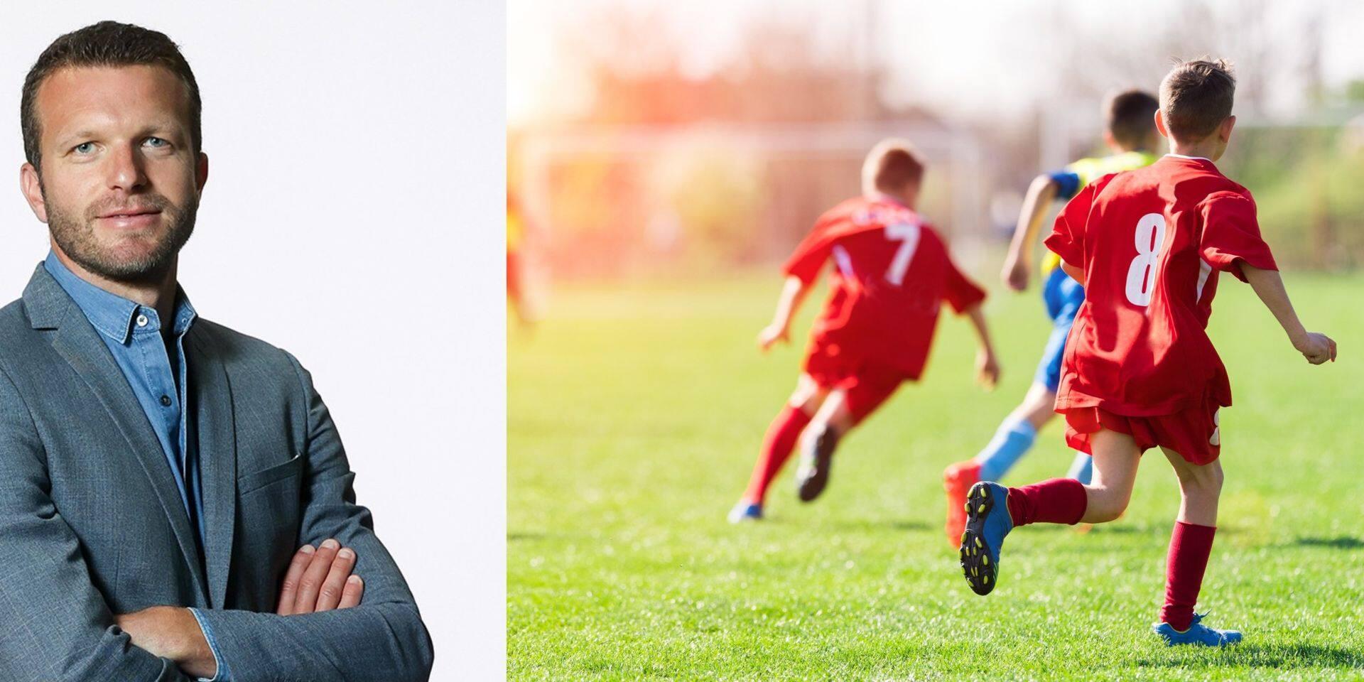 La chronique de Thomas Chatelle: vive le foot sans public… chez les jeunes !
