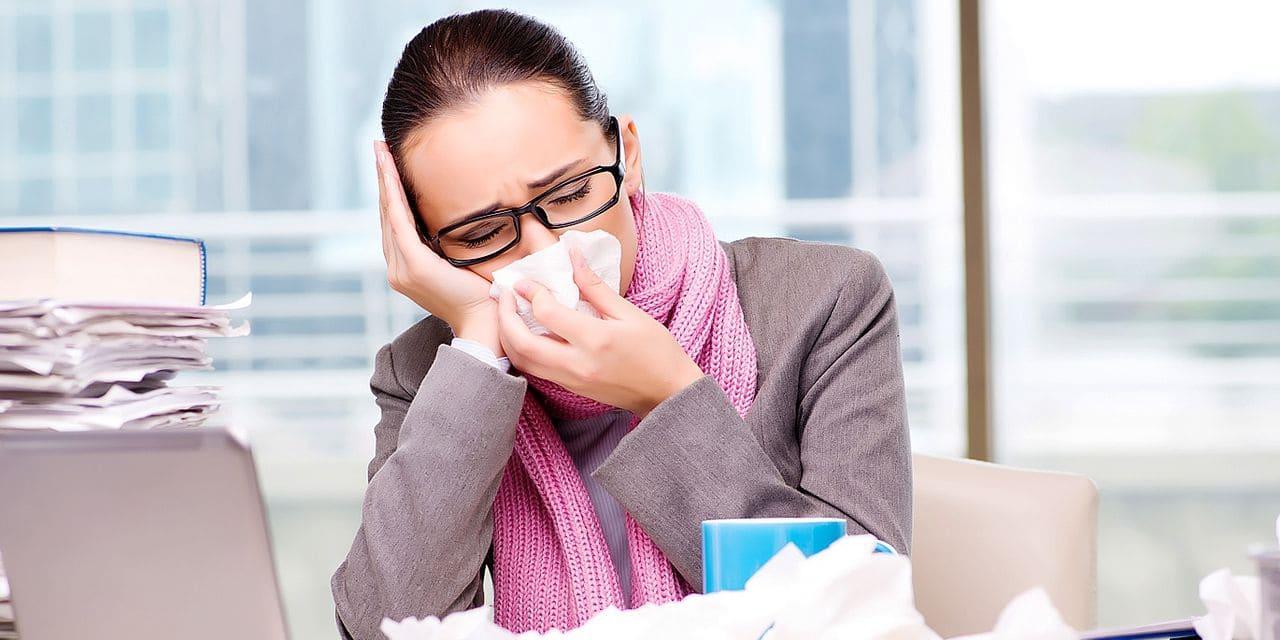 Deux indépendants sur trois travaillent quand ils sont malades… et parfois sans assurance!