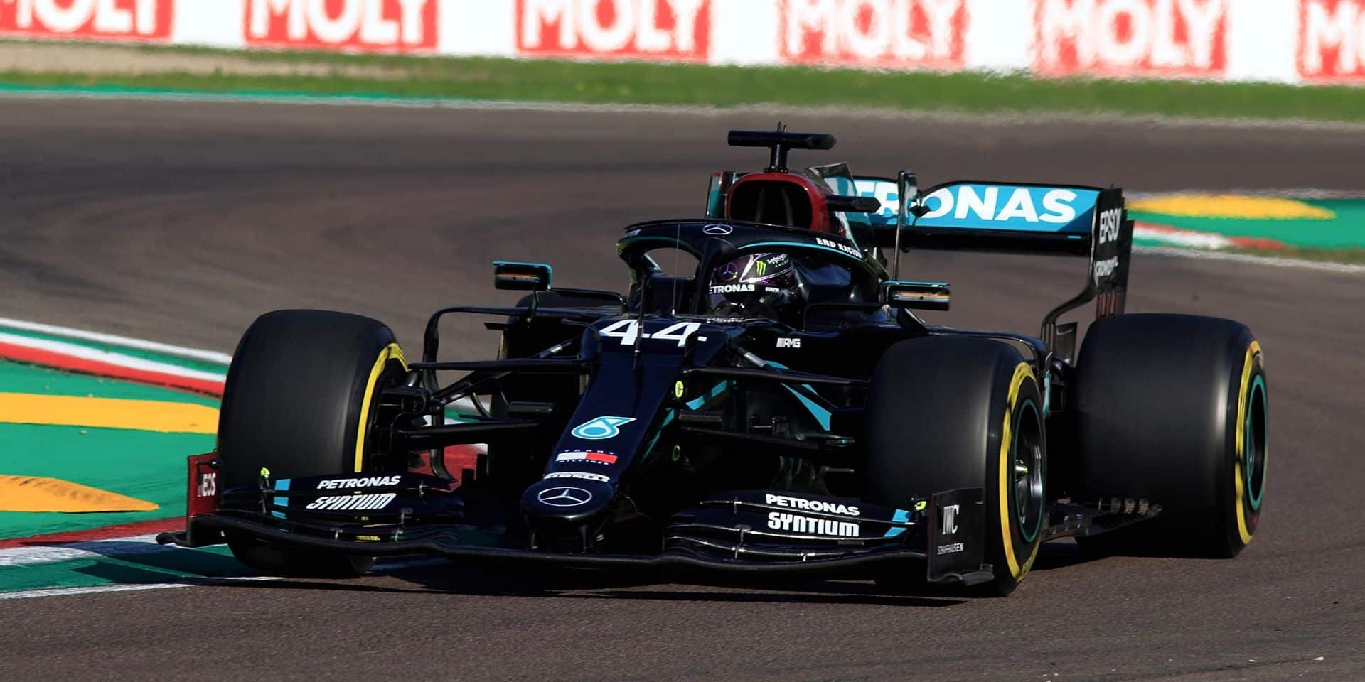 Lewis Hamilton ou le bol du champion