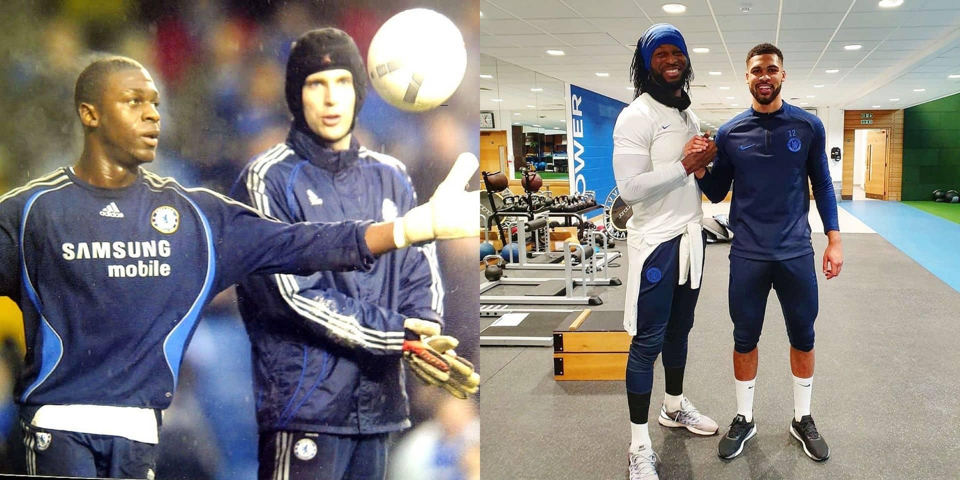 """Ancien gardien des Blues, Yves Ma-Kalambay raconte son aventure à Chelsea: """"Quand je vois Cech qui écoute mes conseils sur son fils…"""""""