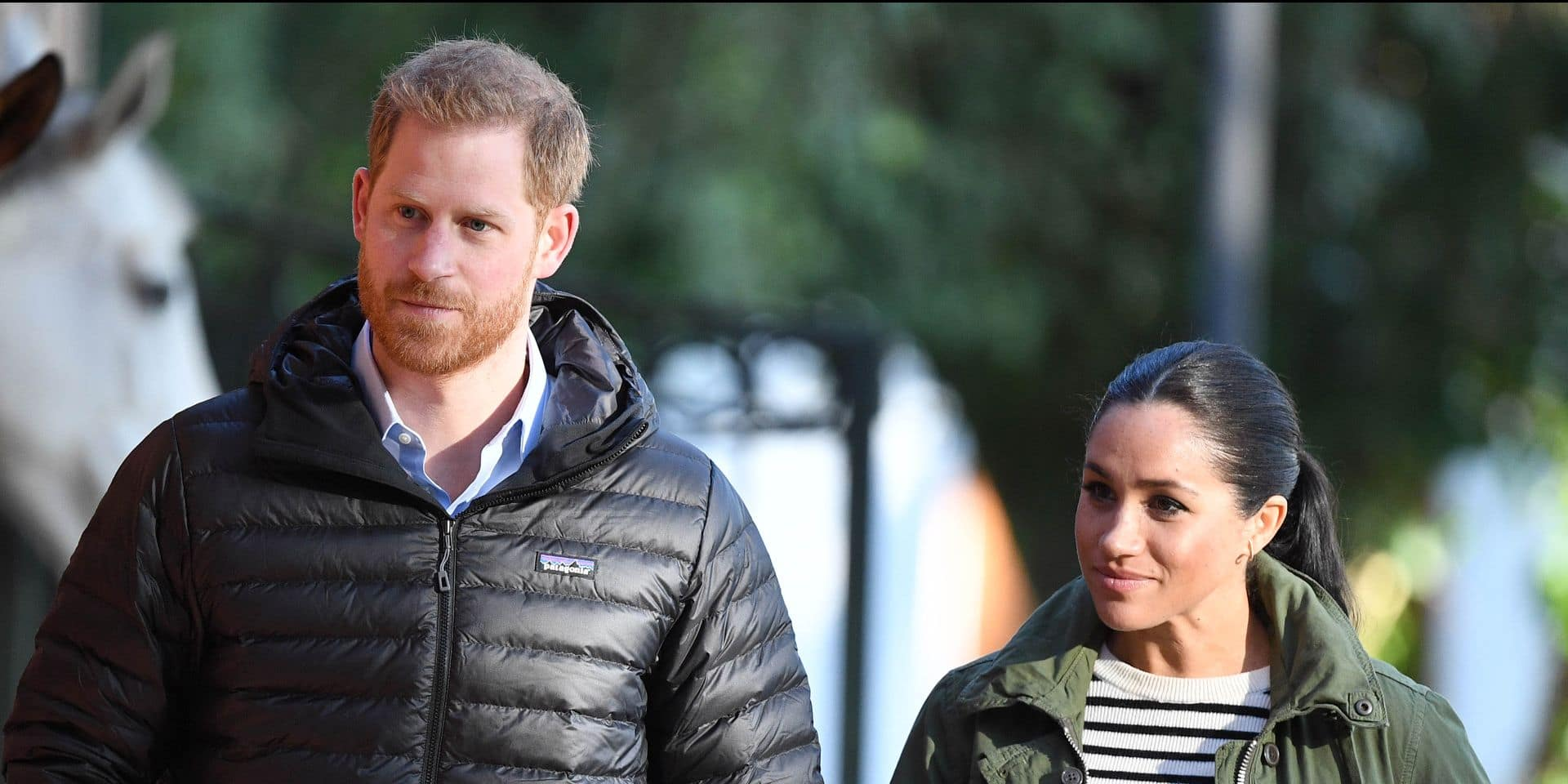 Harry et Meghan ne suivent plus Kate et William sur Instgram. Voici la raison
