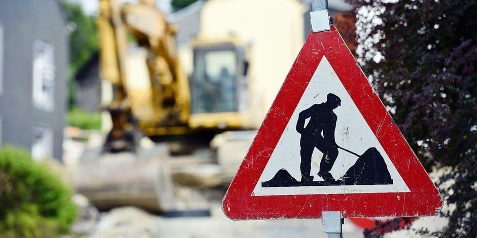Gerpinnes: la première phase du chantier de la rue Bockoltz se termine