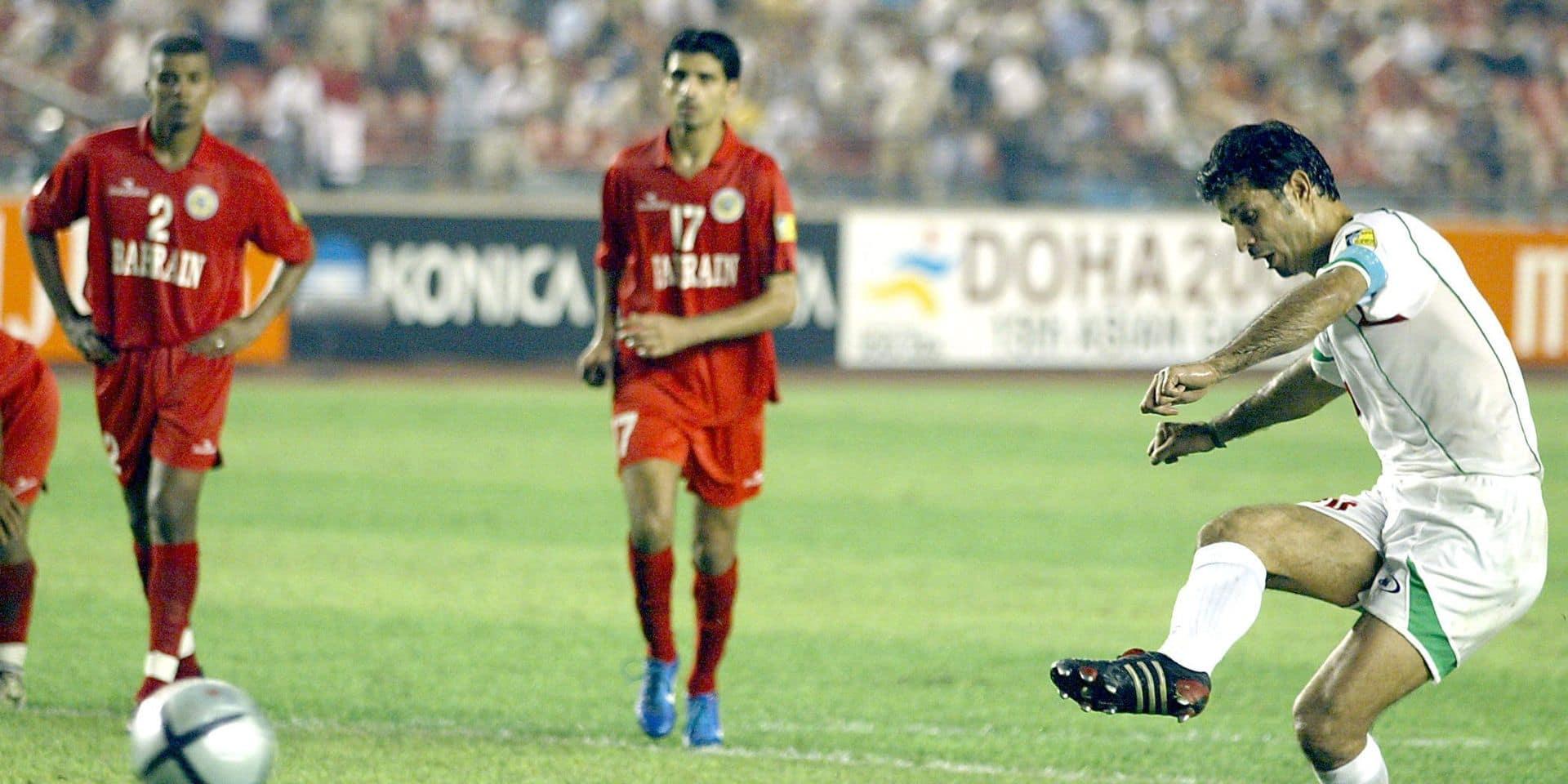 """Ali Daei félicite Ronaldo, qui a égalé son record de buts en sélection: """"Un grand champion de football et un humaniste attentionné"""""""