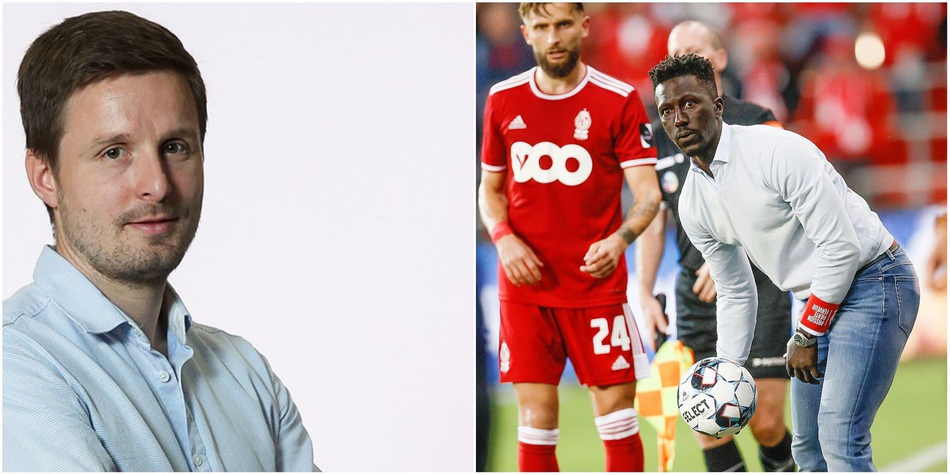 """La chronique de Christophe Franken : """"Mbaye Leye ne doit pas être menacé"""""""
