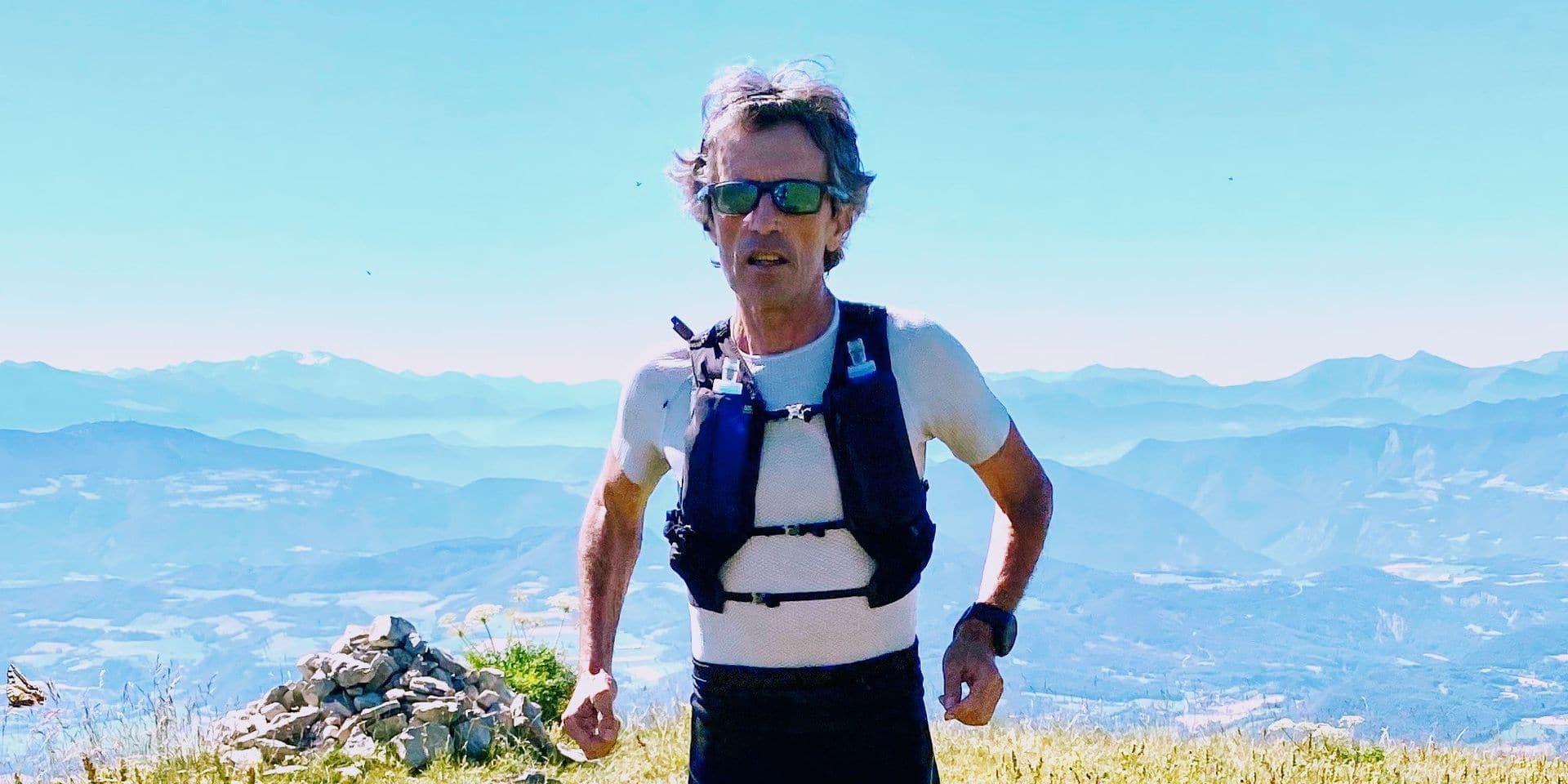 """A 60 ans, Serge Moro approche encore les 3h sur marathon: """"Vieillir est une souffrance pour un sportif"""""""