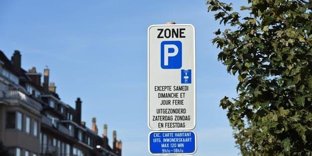 Evere: Le stationnement sera contrôlé jusque 21h au lieu de 18h - La DH