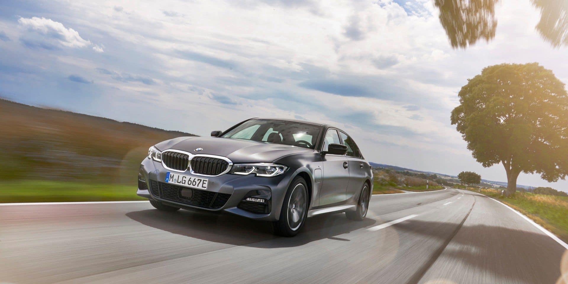 Essai auto : BMW 330e, hybride comme on les aime… et désormais en break