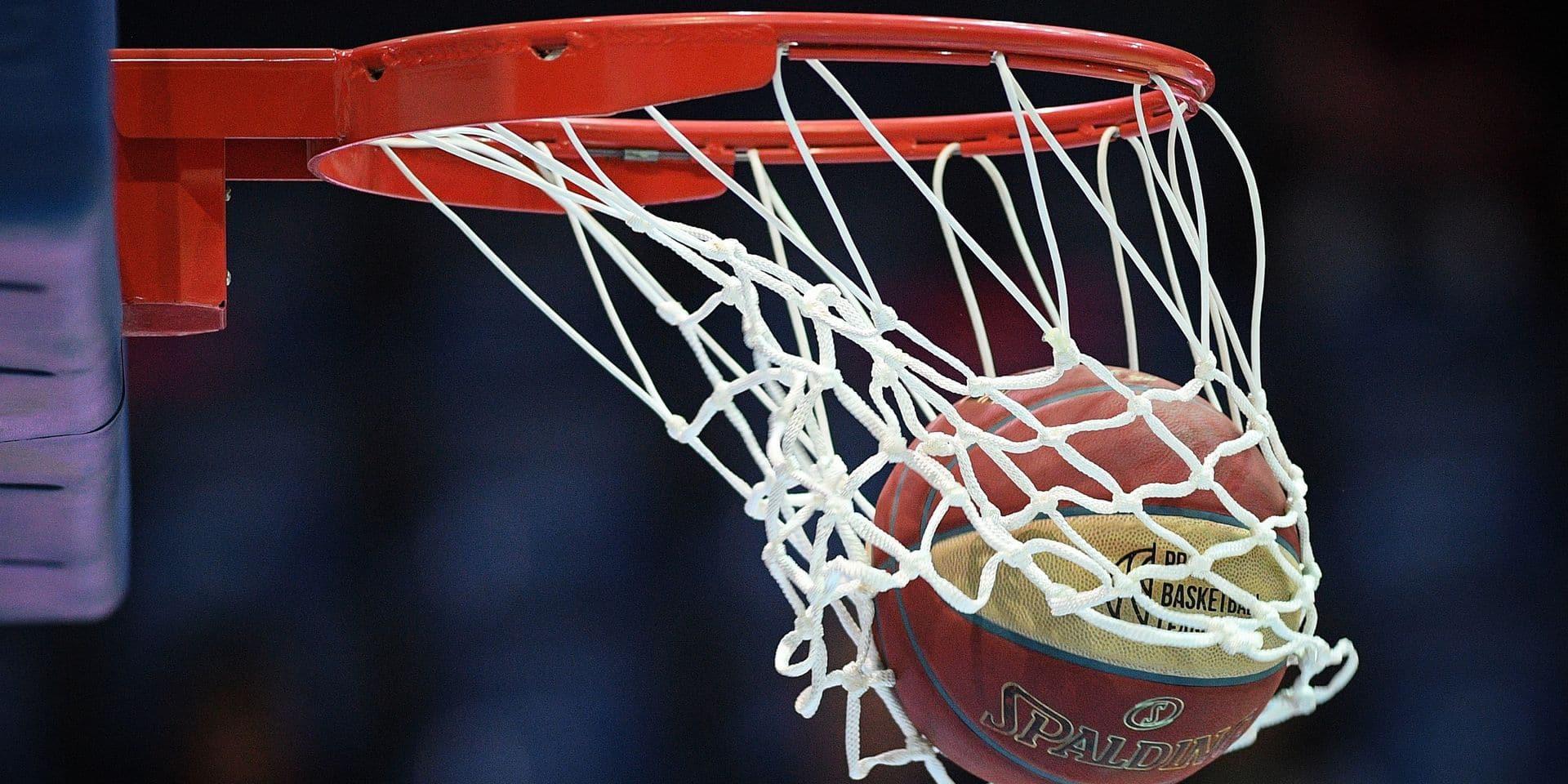 Après deux mois d'arrêt, le championnat de Belgique de basket féminin peut reprendre