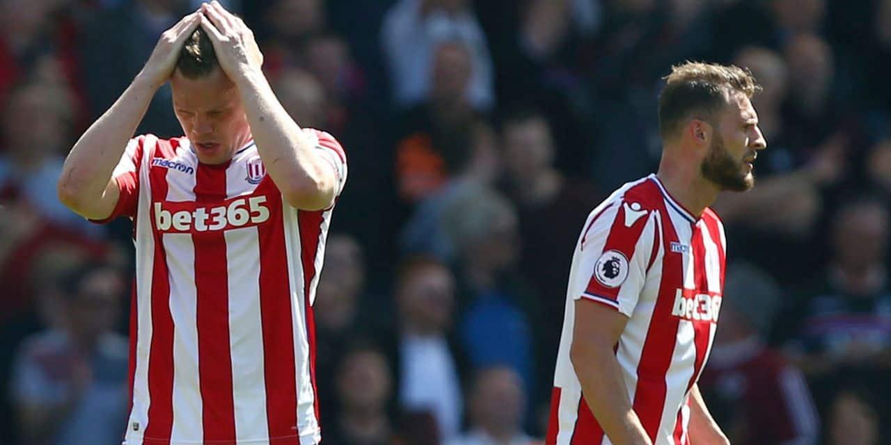 Premier League: Stoke relégué, West Brom' repousse l'échéance