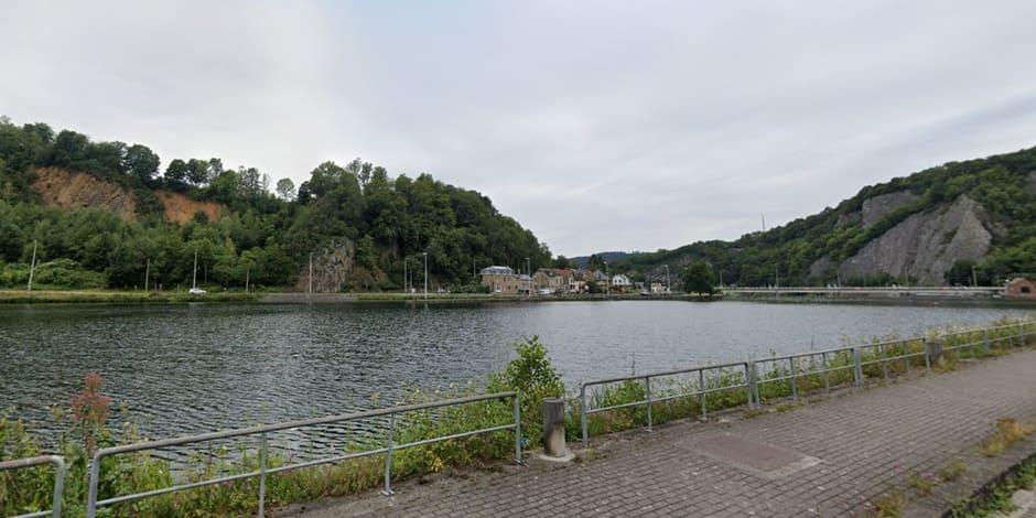Un cycliste tombe dans la Meuse et se noie à Anhée