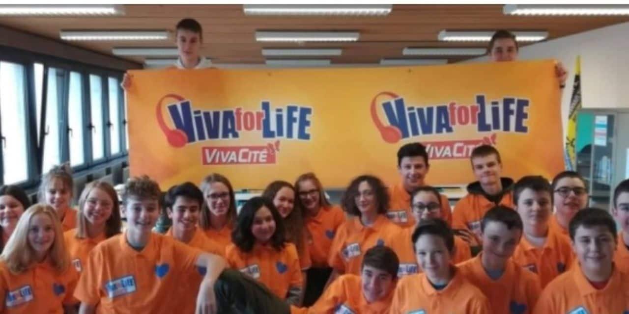 Le bus Viva for Life passera par Vielsalm !
