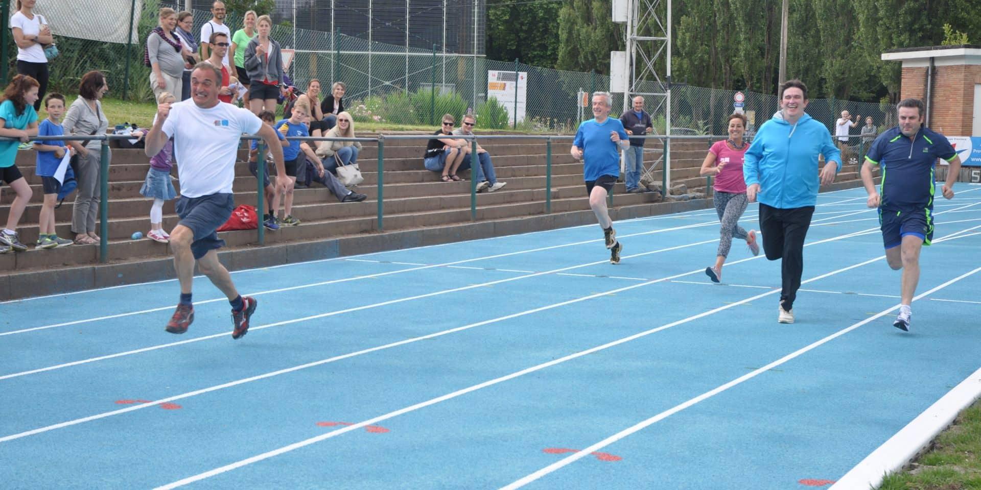 La piste d'athlétisme de Nivelles en très mauvais état: la Ville entame une action en justice