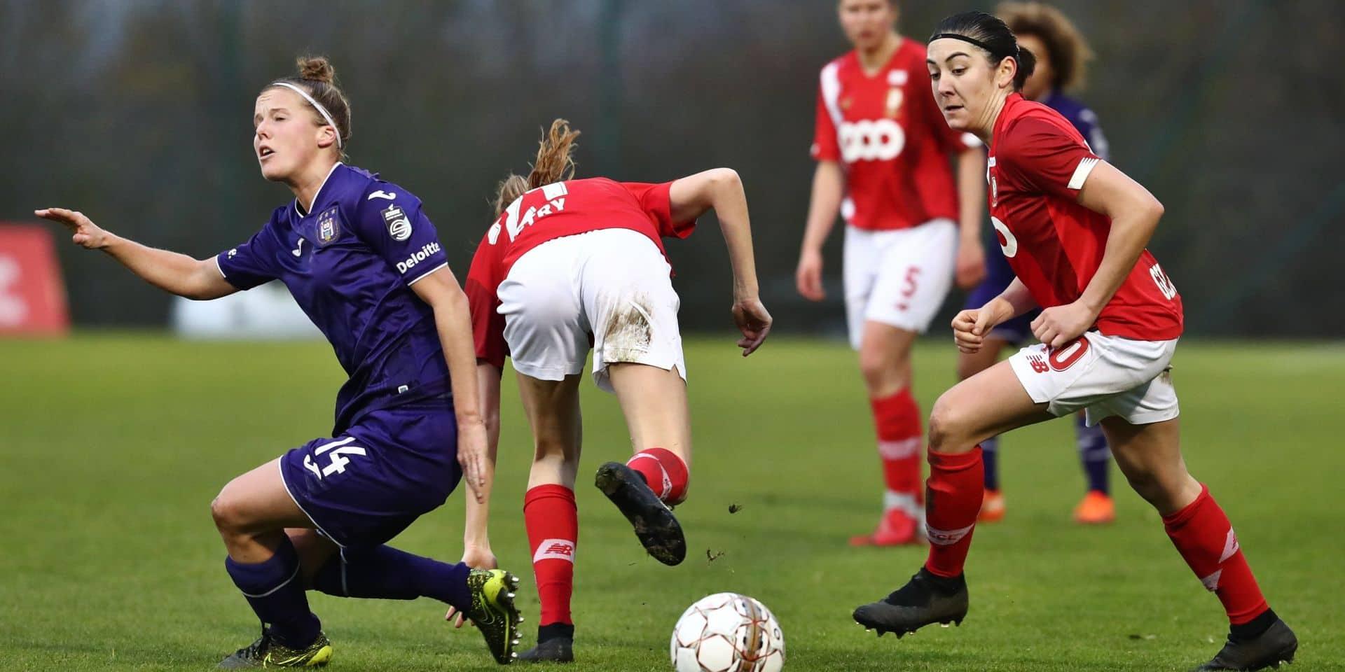Noémie Gelders signe son retour à Anderlecht