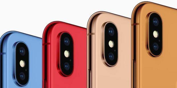 Apple 3 en 1 : les iPhone 9, XS et XS Plus arrivent le 12 septembre - La DH