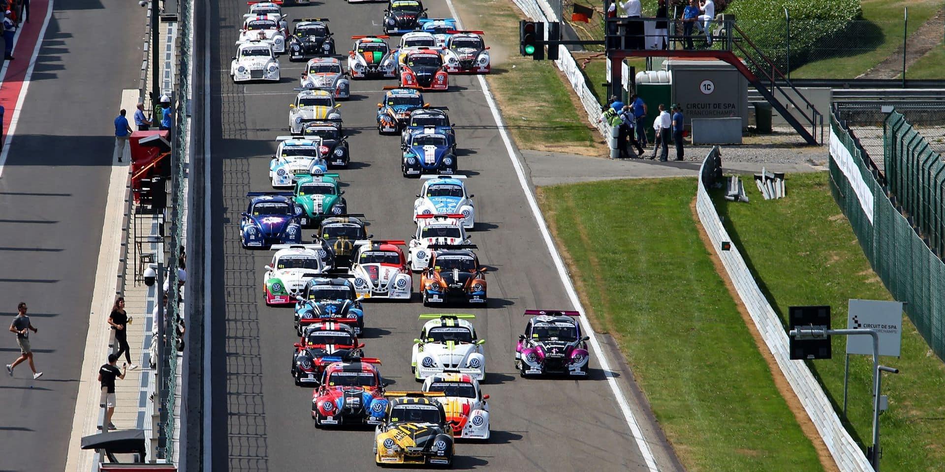 Les 25H Fun Cup: 610 pilotes et 129 voitures disputeront la course la plus longue du monde